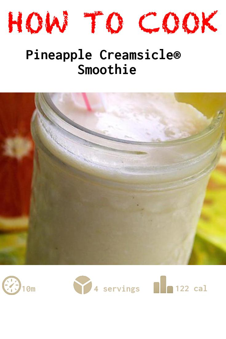 Pineapple Creamsicle® Smoothie